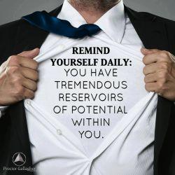 הפוטנציאל שבך